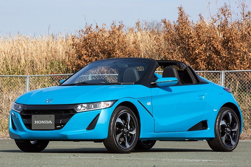 Honda S660 Kei Sportscar Is a Baby McLaren with Lots of ...