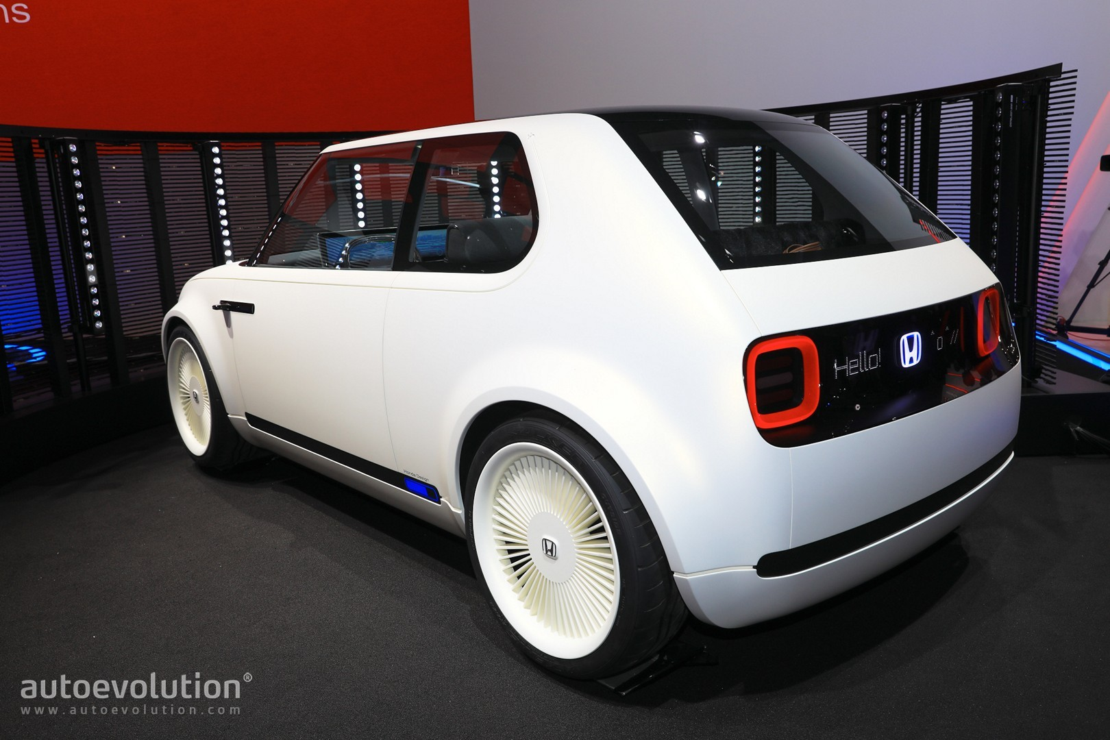 Honda Shows Electric Mk1 Golf You Never Knew You Wanted - autoevolution