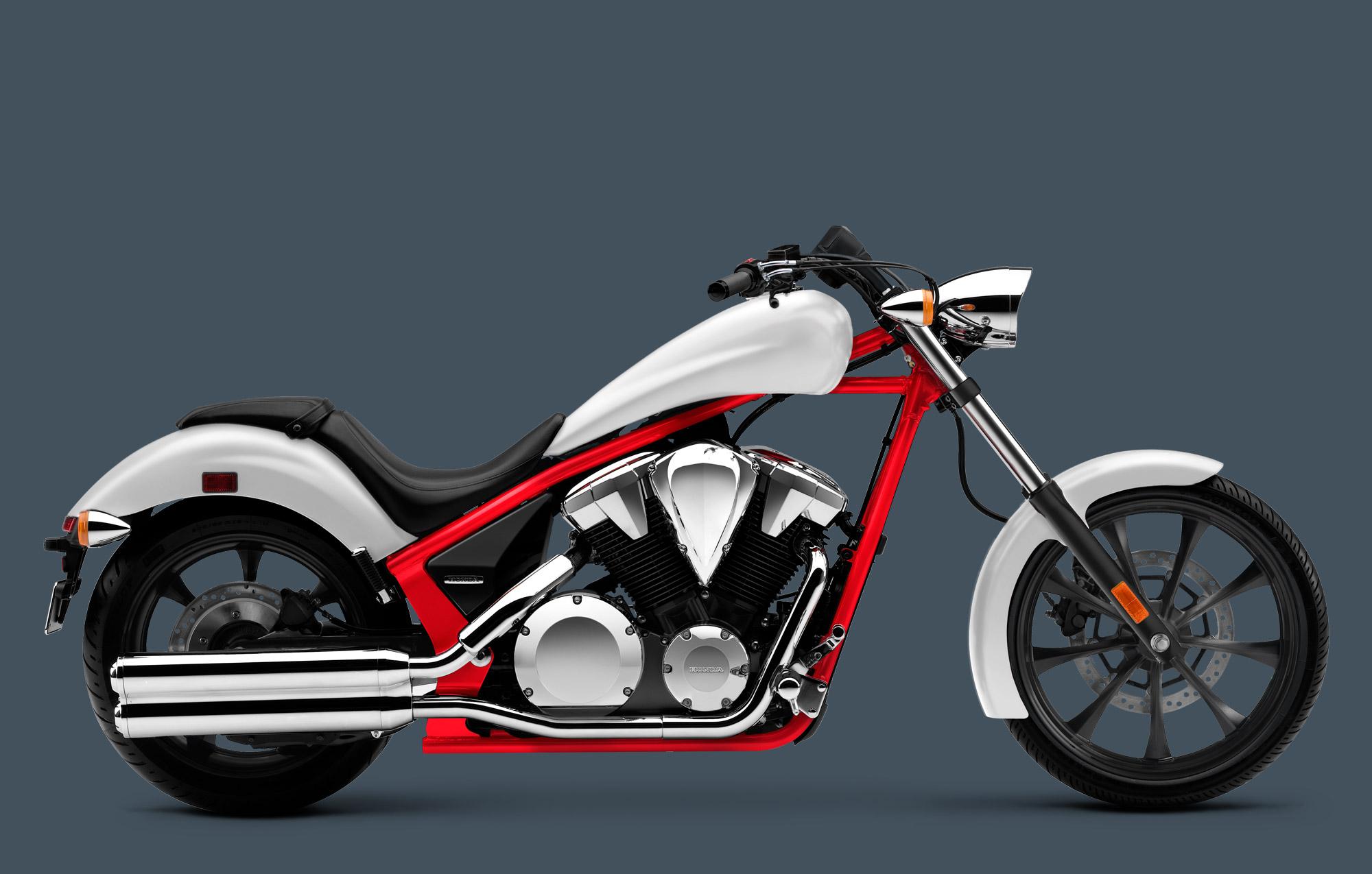 Honda Shows The 2014 Fury Chopper Autoevolution