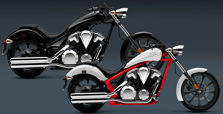 Honda Shows the 2014 Fury Chopper - autoevolution