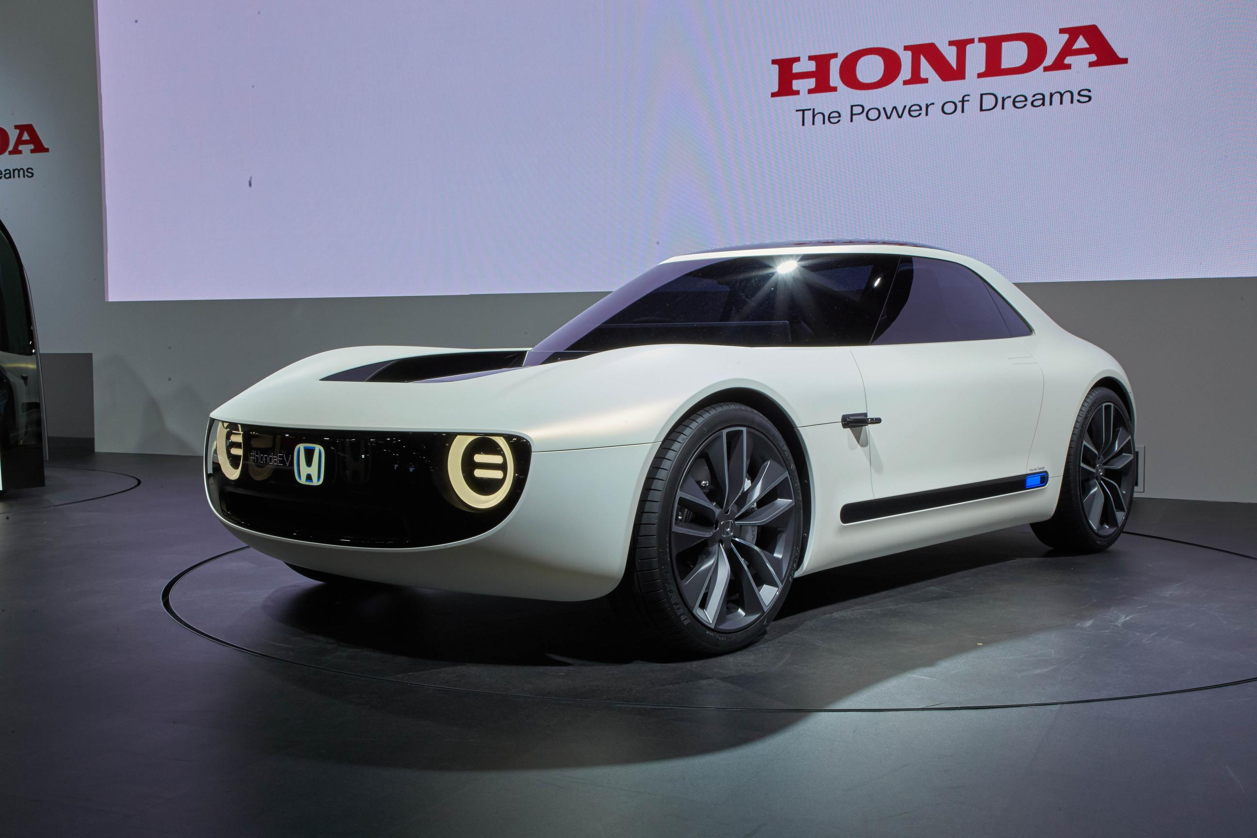 Attractive Honda Sports EV And Urban EV Concepts Reveal Future Retro Japanese Design  ...