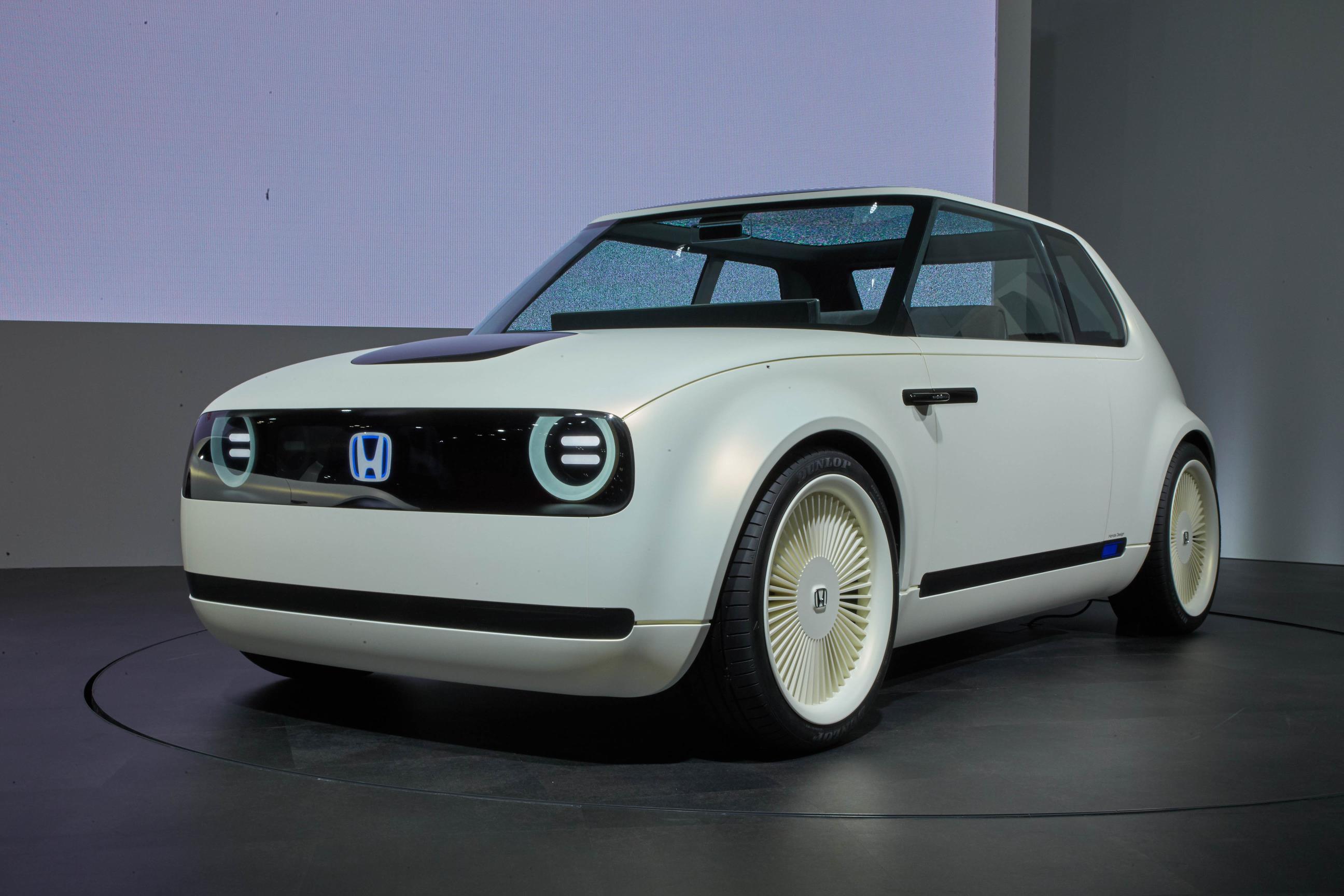 Honda Sports EV and Urban EV Concepts Reveal Future-Retro ...
