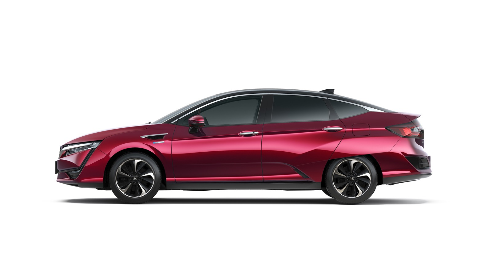 honda teases clarity electric and clarity plug in hybrid autoevolution. Black Bedroom Furniture Sets. Home Design Ideas