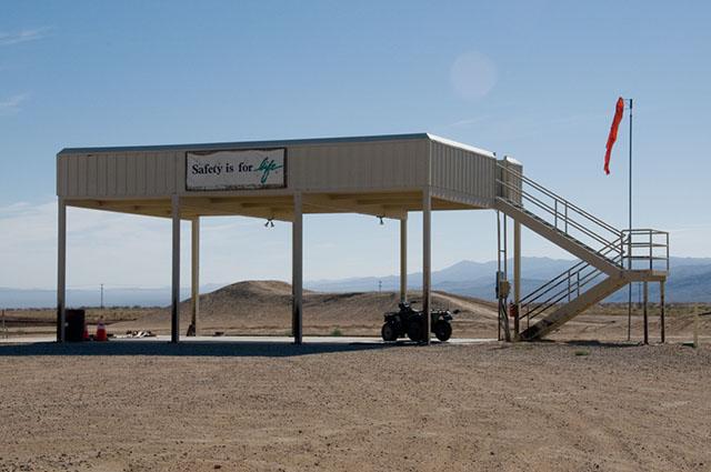 Honda Test Track In The Mojave Desert For Sale Autoevolution