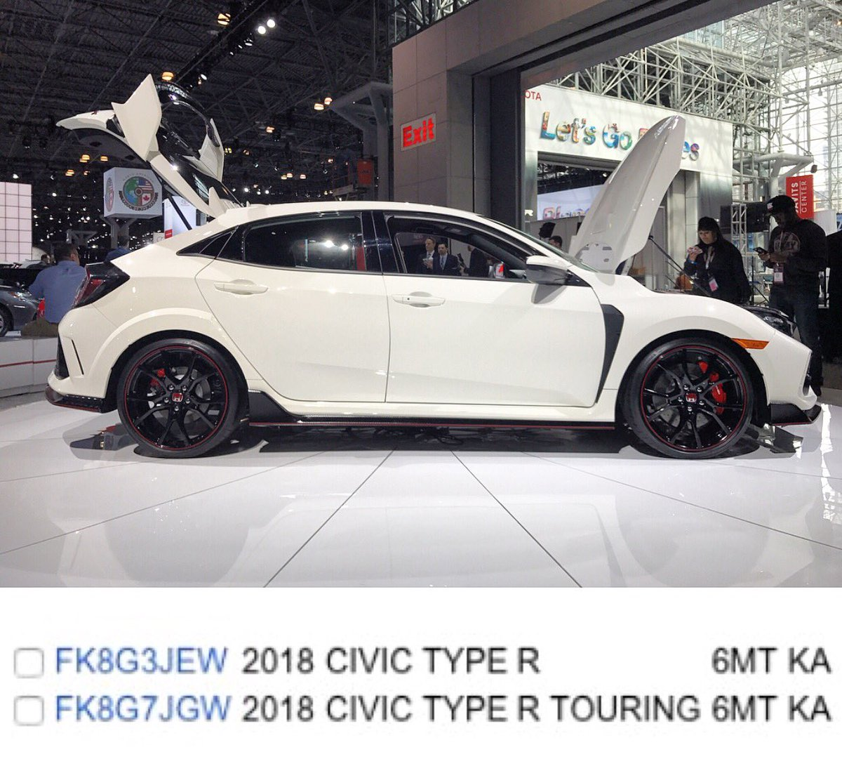 Honda To Introduce Base Trim Level For Civic Type R In