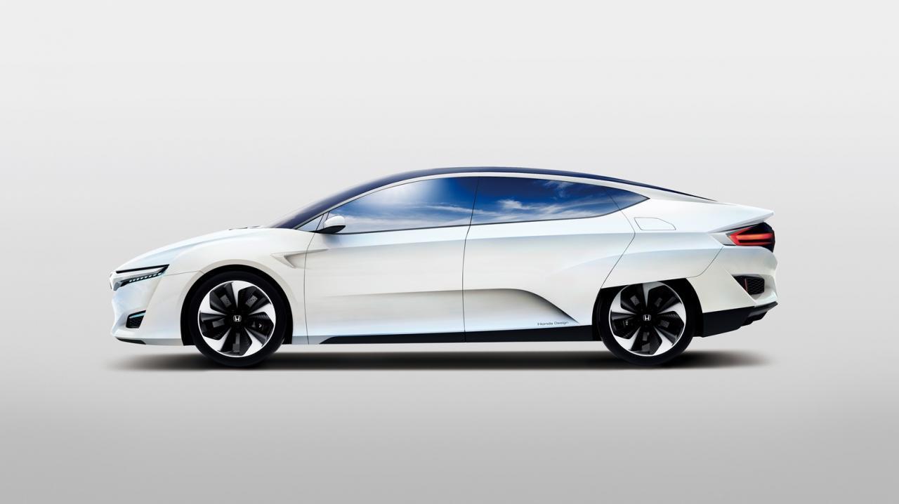 honda to present 2016 fcv concept at detroit auto show
