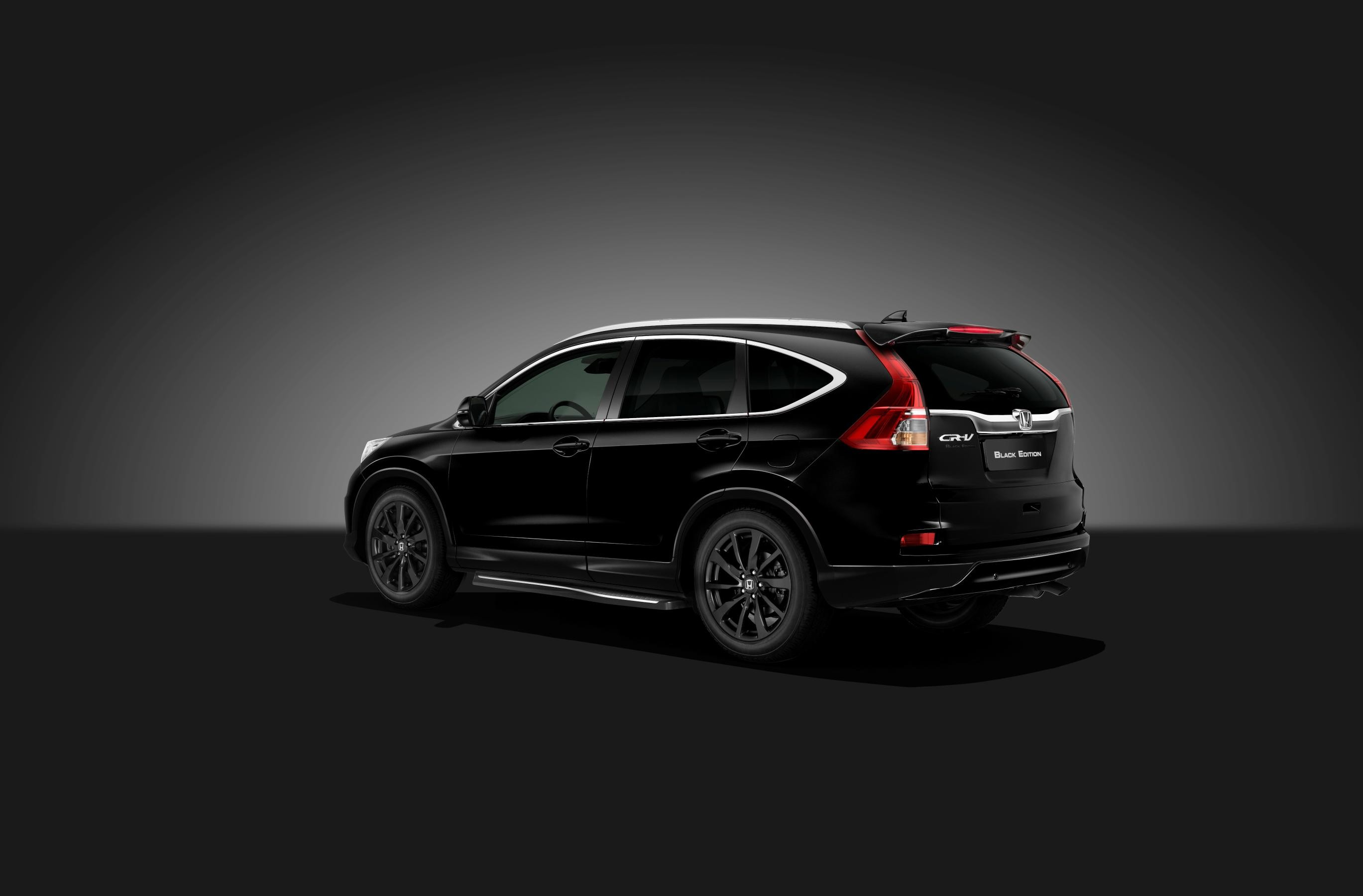 honda uk launches new special editions of civic and cr v autoevolution. Black Bedroom Furniture Sets. Home Design Ideas