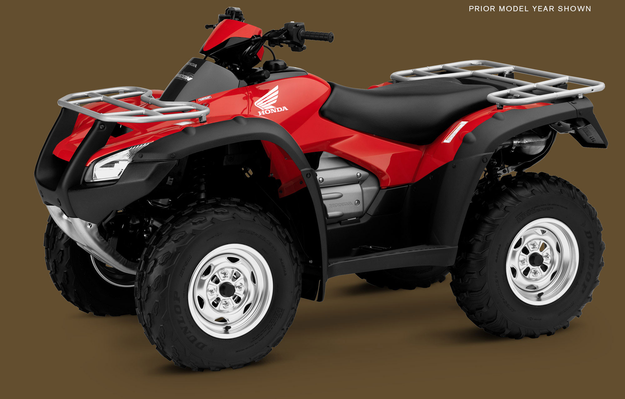 honda unveils 2015 four trax rincon top drawer atv autoevolution. Black Bedroom Furniture Sets. Home Design Ideas