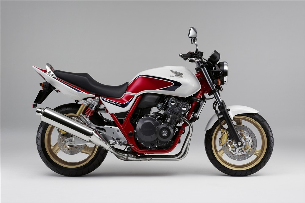 Honda Unveils CB400 Super Four and Super Bol d'Or Special ...