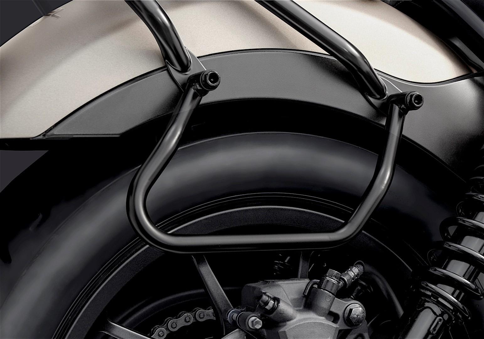 Recalls Honda Com >> Honda Unveils New Rebel 500 for 2017 - autoevolution