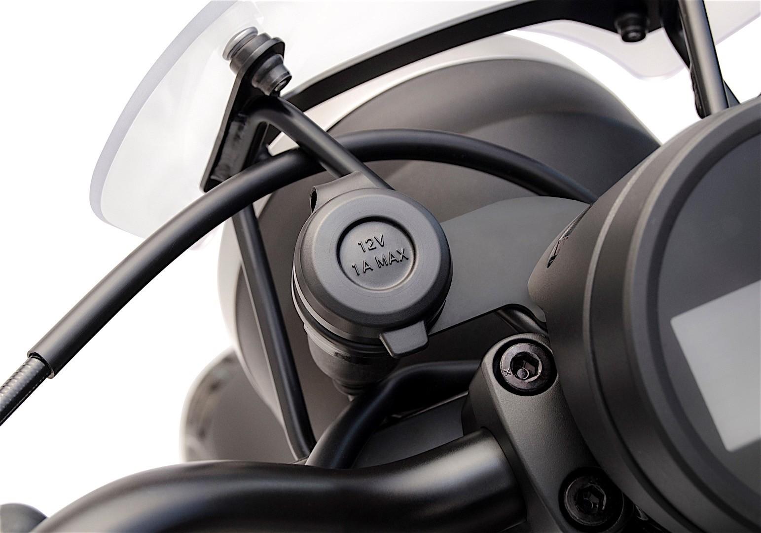 honda unveils new rebel 500 for 2017   autoevolution