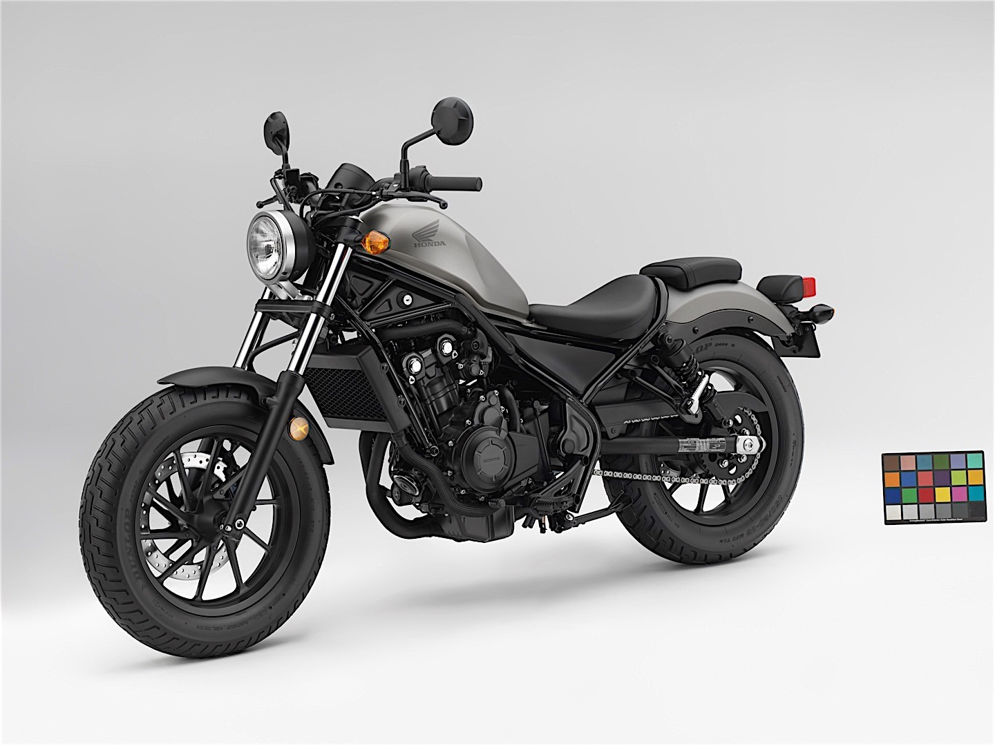 Honda Unveils New Rebel 500 For 2017