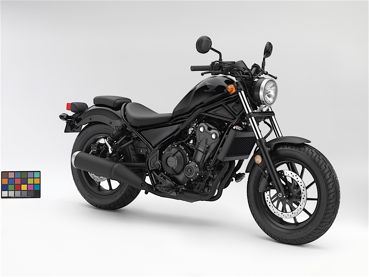 Honda Unveils New Rebel 500 for 2017 - autoevolution