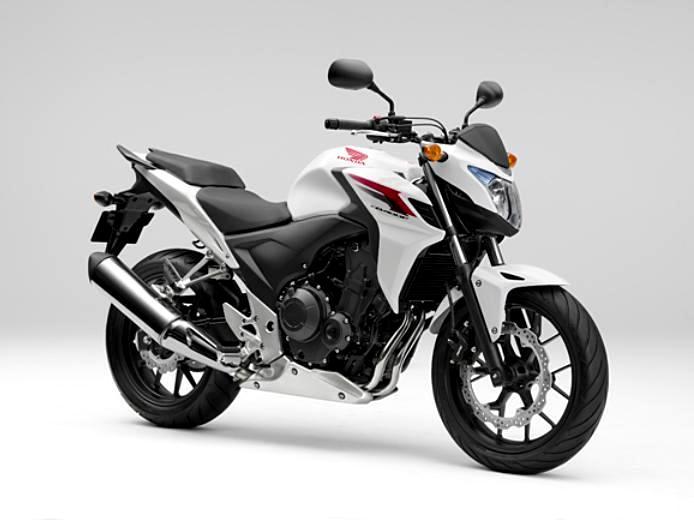 Honda unveils the new 400cc bikes autoevolution