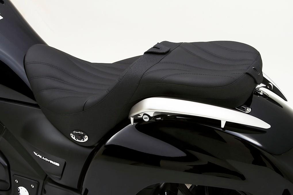 Honda Valkyrie Receives Corbin Seats And Fleetliner