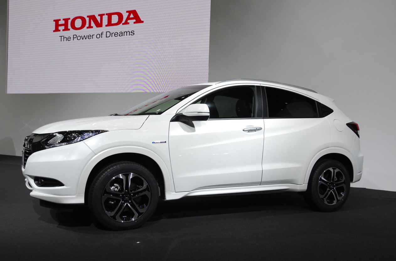 Honda Vezel Revealed in Japan, Is Coming to the US [Live ...