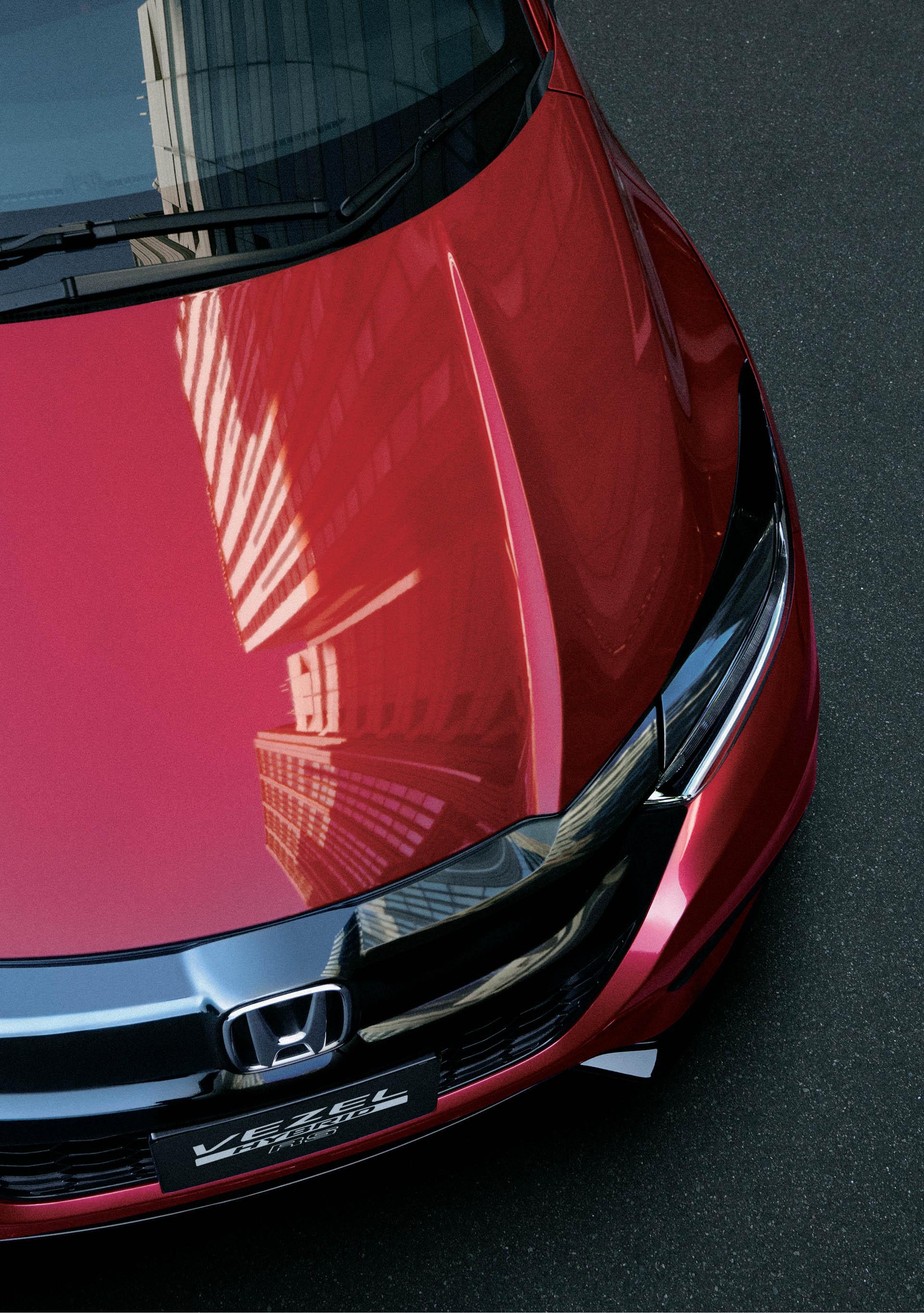 2019 Honda HR-V Facelift Launched In Japan as New Vezel ...