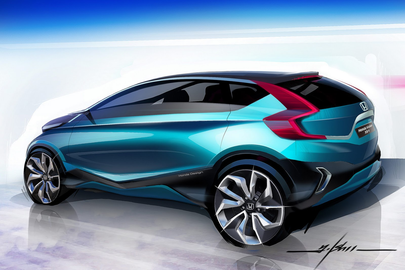 Honda Xs 1 Concept Unveiled At 2014 New Delhi Auto Expo Live Photos Autoevolution