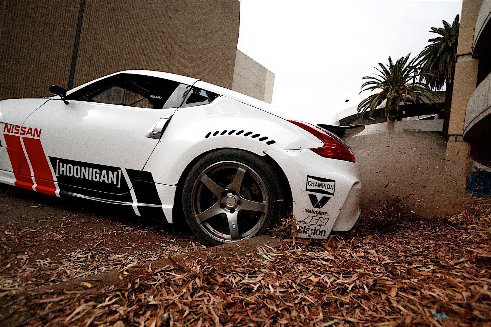 Hoonigan Escort >> Nissan and Hoonigan's Black Friday Has Two 1,000 HP Cars ...