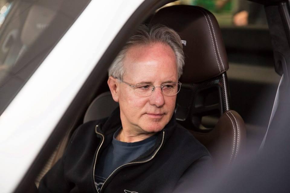 Update Horacio Pagani Takes Delivery Of His Porsche 911 R