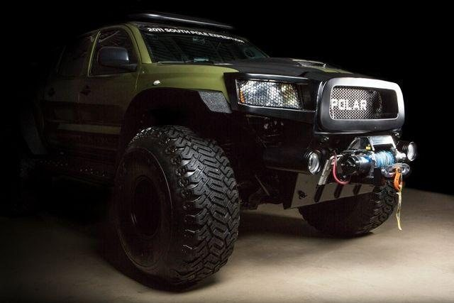 Hot: 2010 Toyota Tacoma Polar Expedition Concept Is For Sale ...