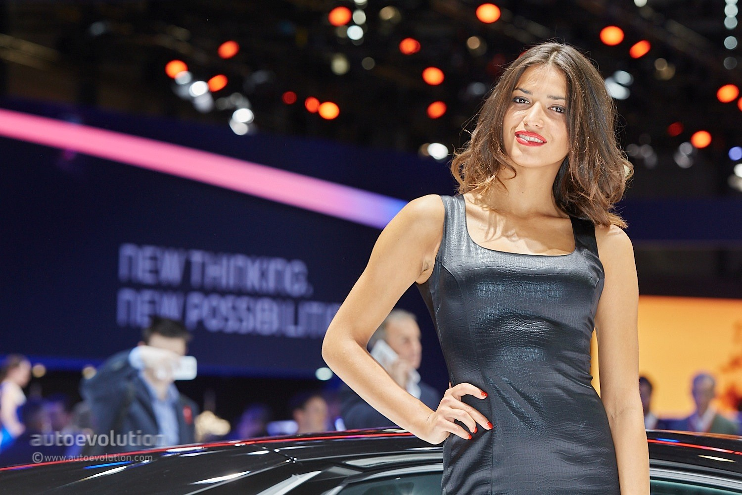 Hot Girls At The Geneva Motor Show 2015 - Autoevolution-1849