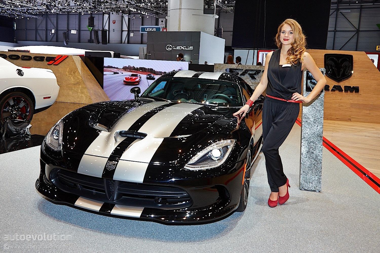 Hot Girls Of Geneva 2014 Live Photos Autoevolution