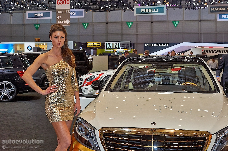 Hot Girls Of Geneva 2014 Part Ii Live Photos Autoevolution