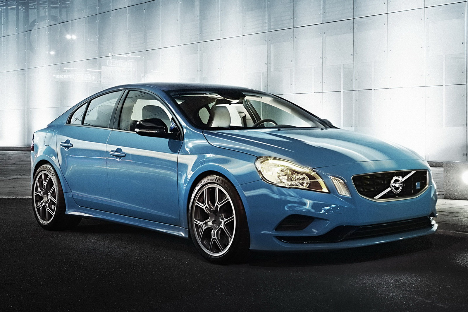 Hot Volvo S60 Polestar Unveiled Autoevolution