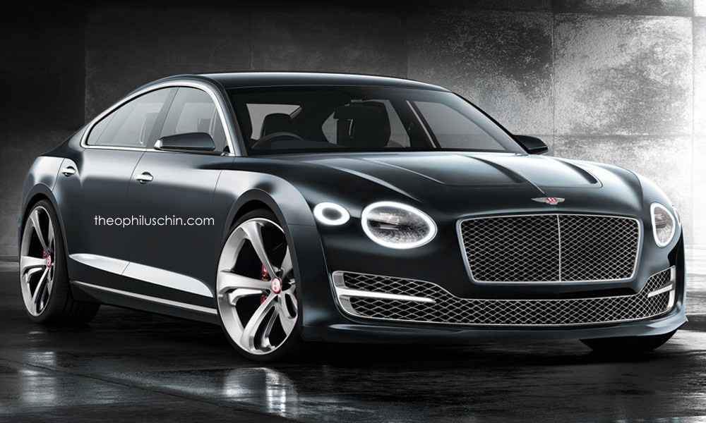 Bentley Four Door Coupe ... : bentley doors - pezcame.com