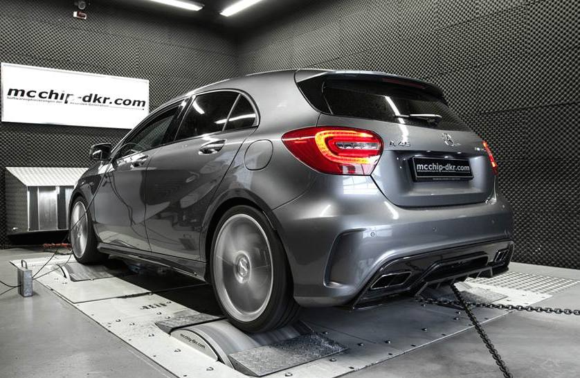 how about a mercedes benz a45 amg with 453 hp yes it s. Black Bedroom Furniture Sets. Home Design Ideas