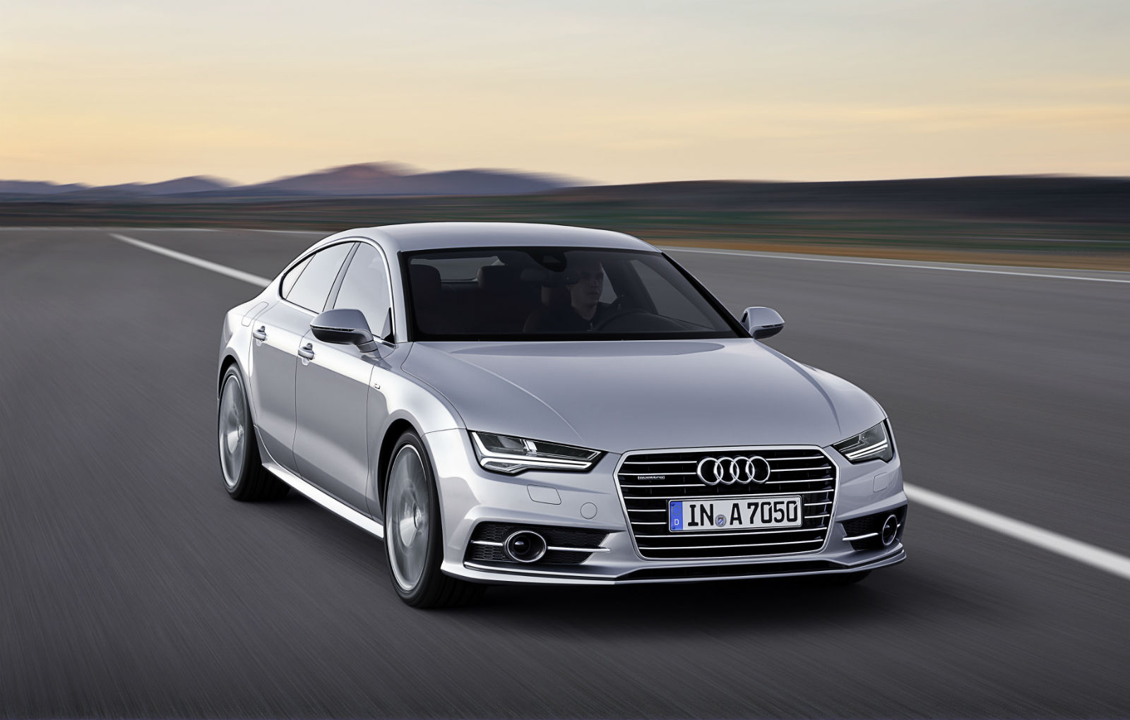 How Standard Led Headlights On The Audi A7 Facelift Will Change The