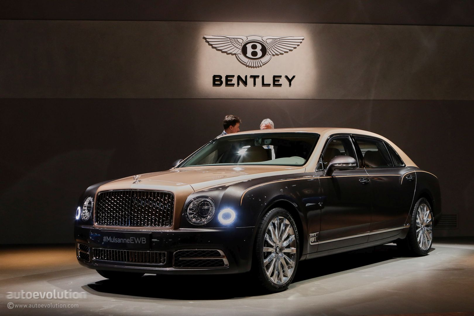 How Bentley Made The Mulsanne Ewb Long Wheelbase Look