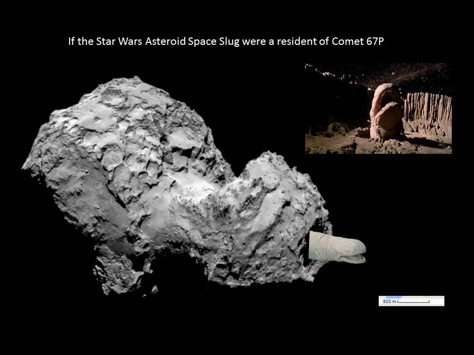 How Big Comet 67P Is Compared to Stuff We Know - autoevolution