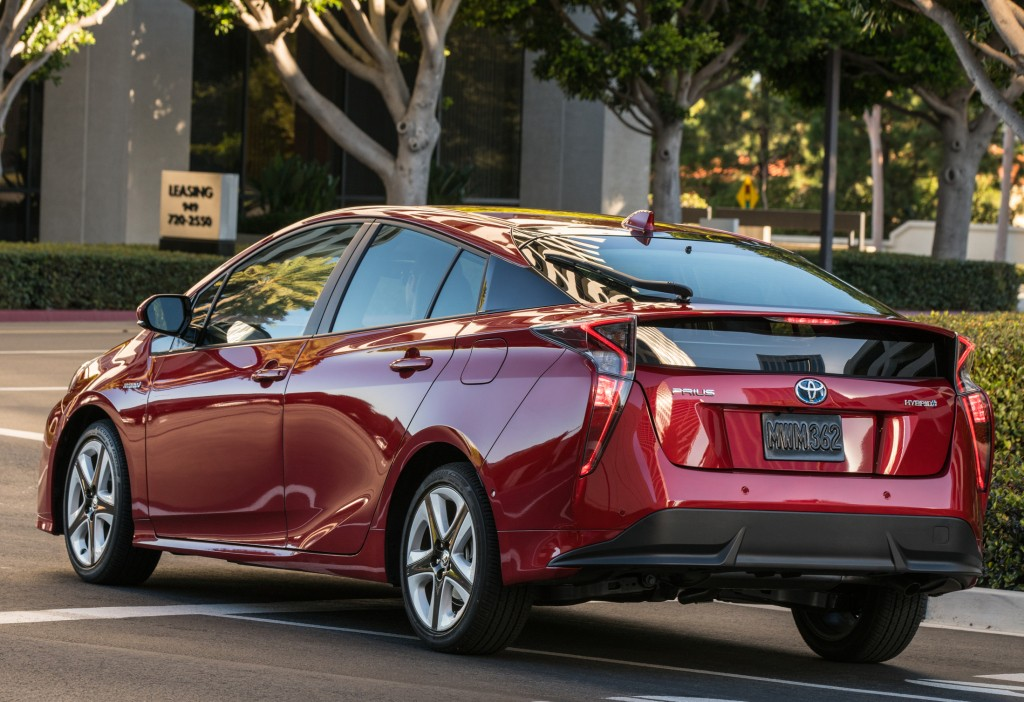 How Many Types Of Hybrid Cars Are There