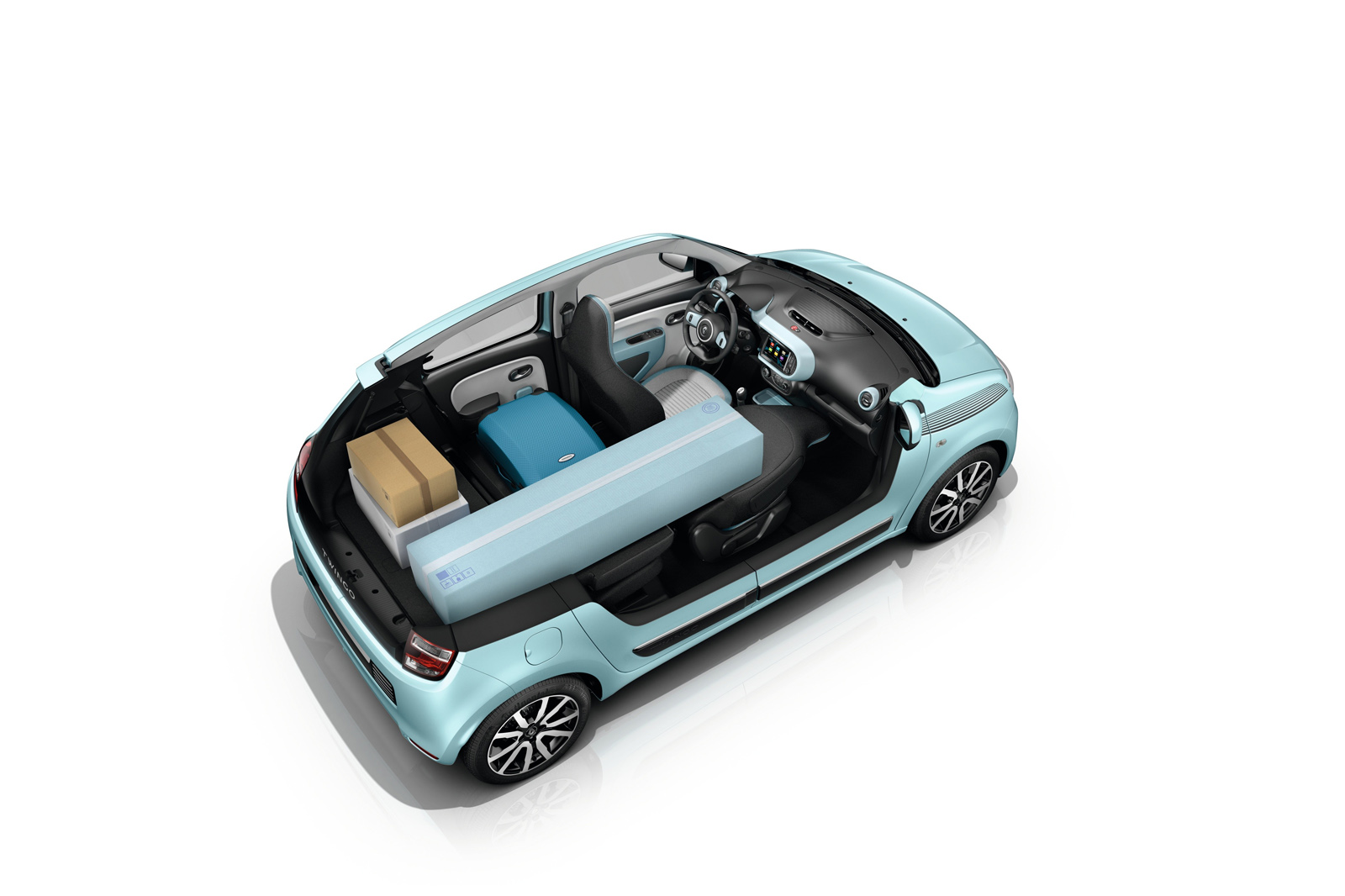 how much does the new twingo 3 cost renault reveals official pricing in france autoevolution. Black Bedroom Furniture Sets. Home Design Ideas