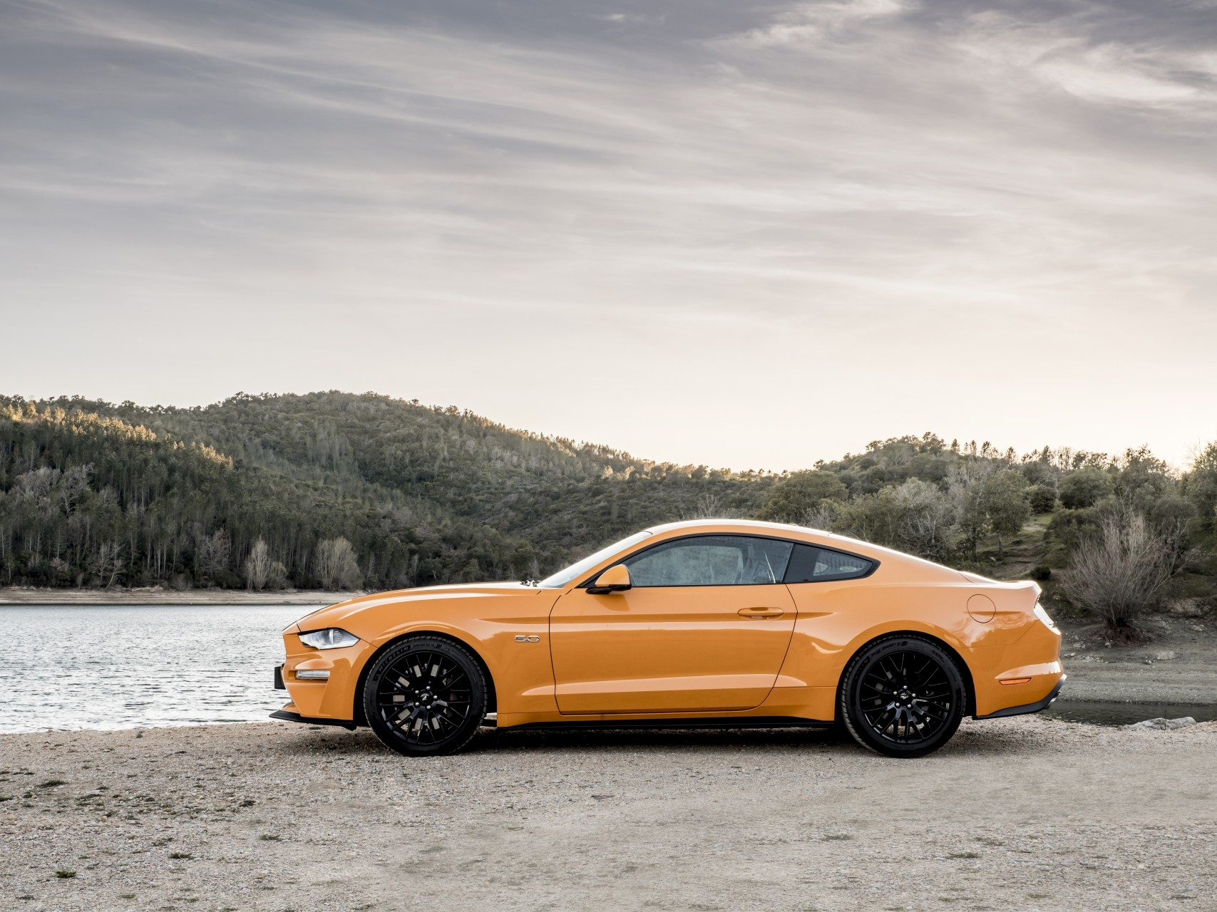 2018 ford mustang european version