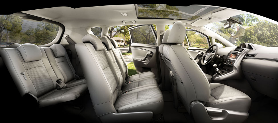 how the 2014 toyota verso makes for the best family car
