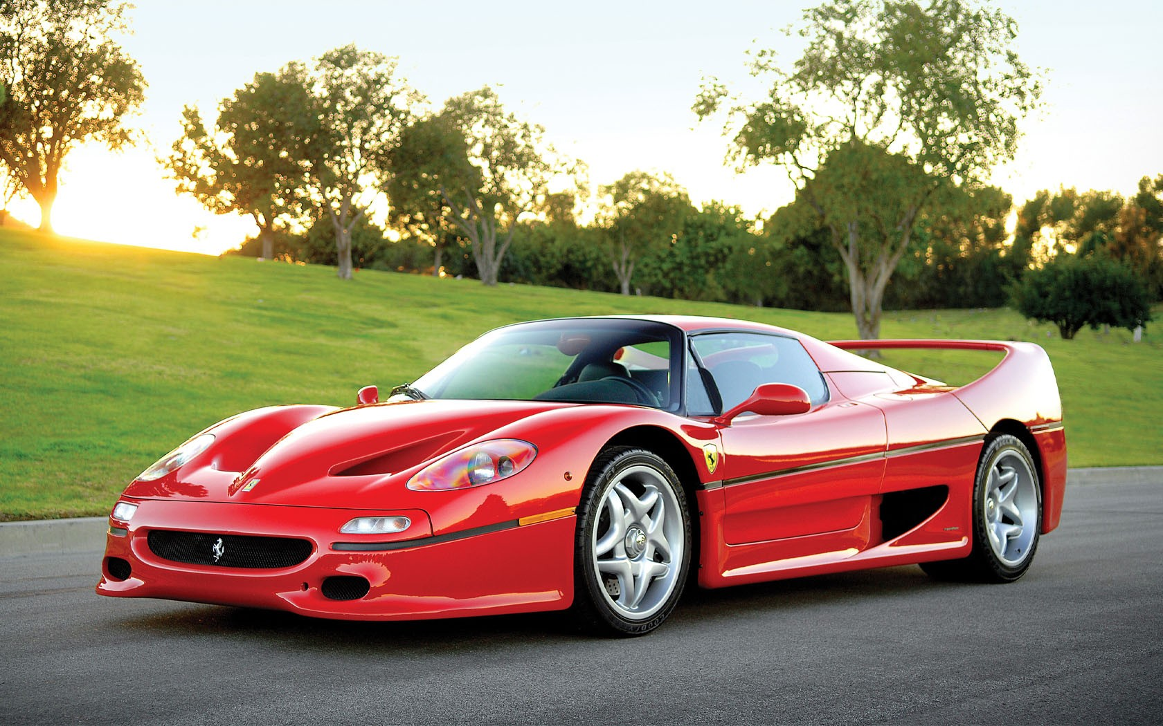 How The F1 Powered F50 Paved The Way For All Modern Ferrari Cars Autoevolution