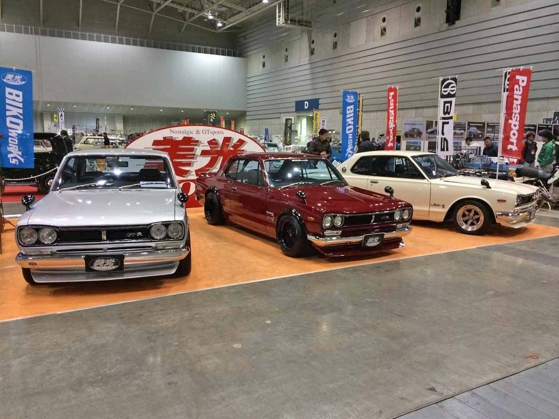Retro Cars Heaven In Japan Nostalgic 2days Show