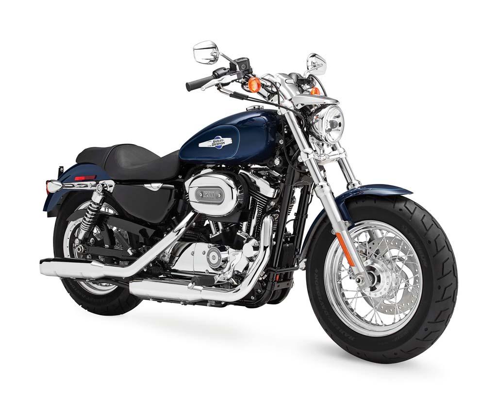 ... 2014 H-D Sportster 1200