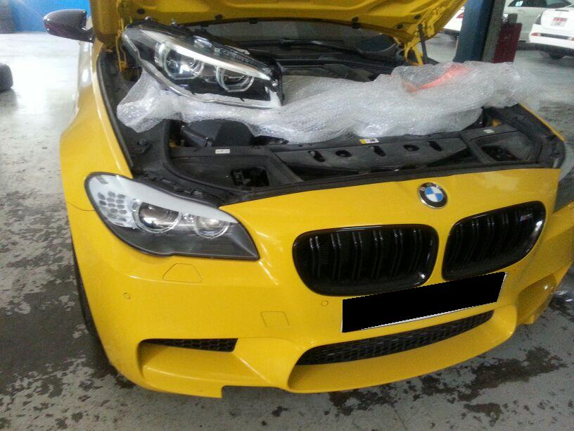 How To Facelift Your Pre Lci F10 M5 Autoevolution