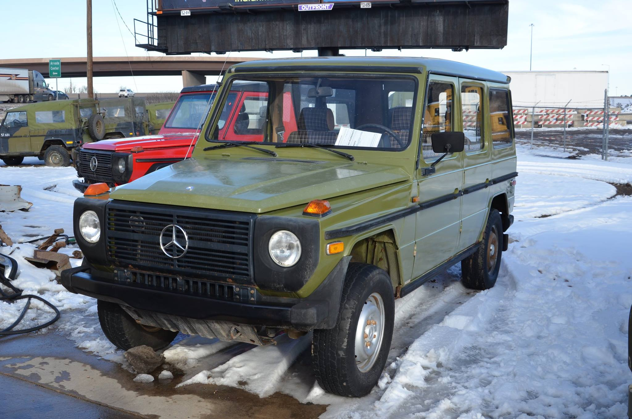 Cheap Mercedes G Wagon For Sale