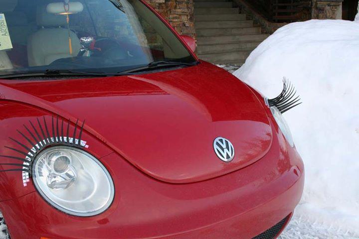 Carstache For A Car With Facial Hair Autoevolution