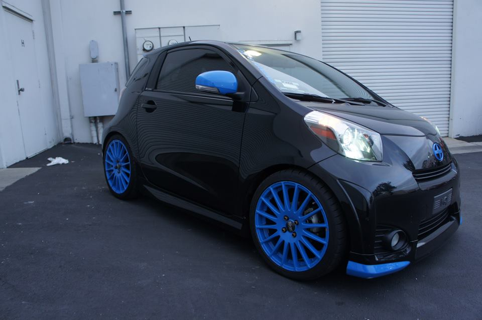 How To Make Your Scion iQ Look Like a Hot Wheels ...