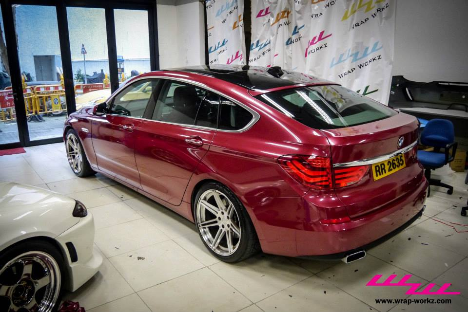How To Transform A Bmw 5 Series Gt Autoevolution