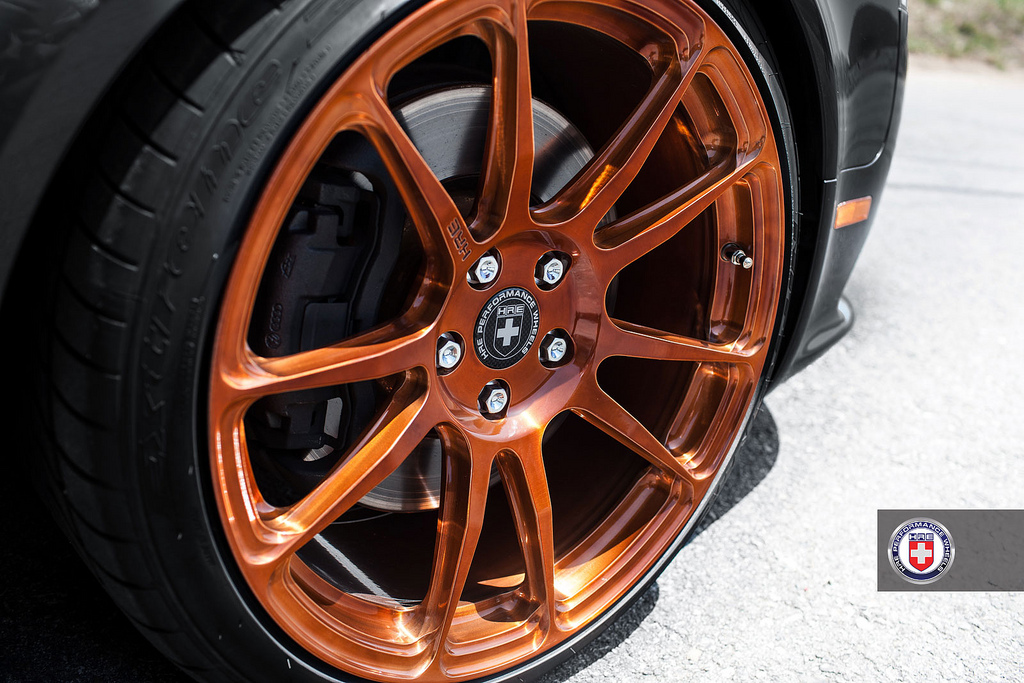 Hre Wheels Introduces Copper Finish New Penny Autoevolution