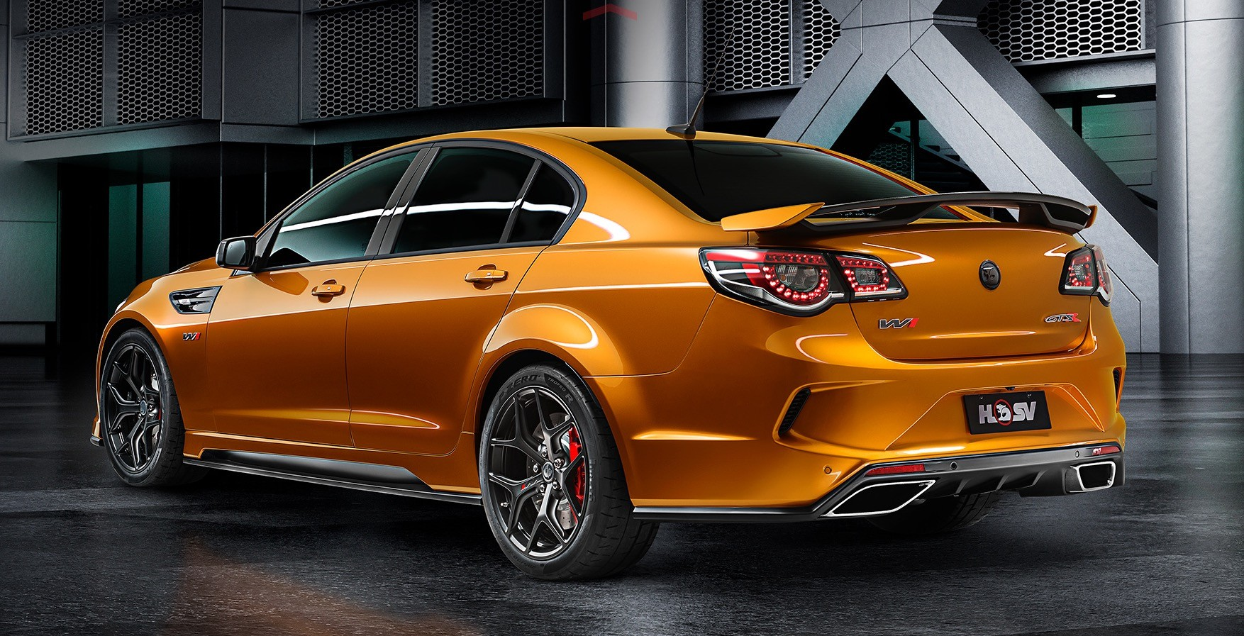 2017 HSV GTSR W1 Is The Ultimate Expression Of Australian
