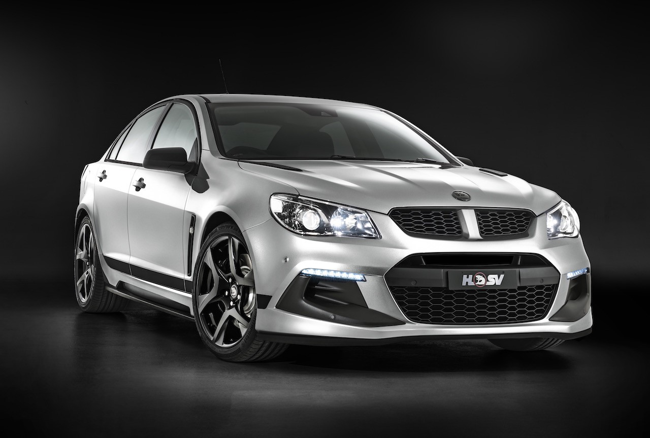 HSV: HSV Sends Off LS3 V8 With Special Edition Models