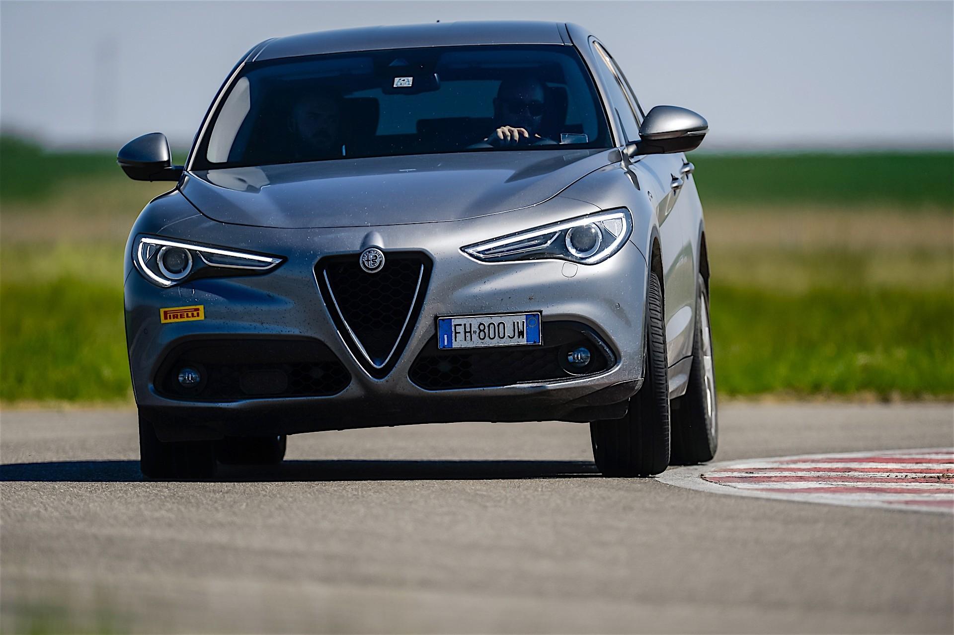 Alfa Romeo Compact Utility Vehicle To Join Giorgio Based Giulietta